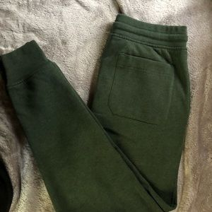 J. Crew slim fleece sweatpants